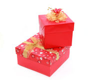Colorful gift boxe Royalty Free Stock Photo