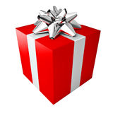 Colorful Gift Boxes set Royalty Free Stock Image