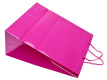 Colorful Gift Or Shopping Bag Royalty Free Stock Photography