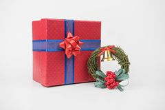 Colorful gift packages, new year, Valentine`s day. royalty free stock photo