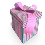 Colorful giftbox Royalty Free Stock Photography