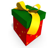 Colorful giftbox Royalty Free Stock Images
