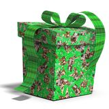 Colorful giftbox Royalty Free Stock Photo