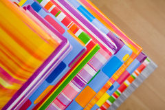 Colorful gifts Royalty Free Stock Image