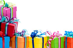 Free Colorful Gifts Box Royalty Free Stock Photos - 17164658