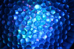 Colorful glass marbles. A background of colorful glass marbles Stock Photos