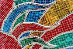 Free Colorful Glass Mosaic Royalty Free Stock Image - 82741216