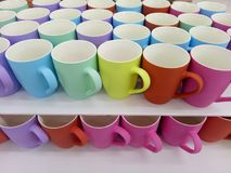 Colorful glass. Stock Photo