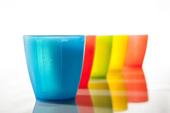 Colorful glasses Royalty Free Stock Photo