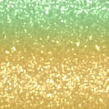 Colorful glitter blurred background. With bokeh stock illustration