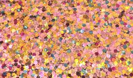 Free Colorful Glitter Glimmer Sequin Party Background Royalty Free Stock Photo - 160378205