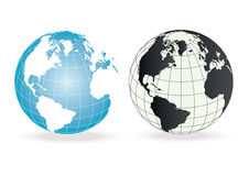 Colorful Globe Royalty Free Stock Photos