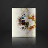 Colorful Globe Design. Royalty Free Stock Image