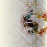 Colorful Globe Design. Stock Photo