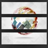Colorful Globe Design. Stock Image