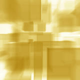 Colorful gold radial square background Royalty Free Stock Photo