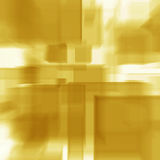 Colorful gold radial square background Stock Images