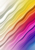 Colorful gradient background Stock Image