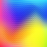 Colorful gradient mesh background in bright rainbow colors. Colorful abstract gradient mesh background in bright rainbow colors Royalty Free Stock Photography