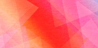 Colorful gradient triangle background for commercial use