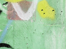 Colorful grafitti background Royalty Free Stock Photos