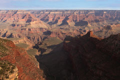 The Colorful Grand Canyon Stock Photography
