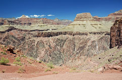 Colorful Grand Canyon scenery, Arizona, USA Royalty Free Stock Photos