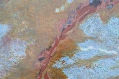 Colorful granite slab Stock Photo
