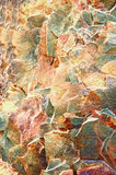 Colorful Granite Stone Background. Royalty Free Stock Images
