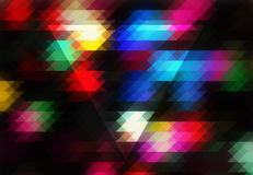 Colorful graphic Stock Photography