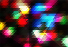 Colorful graphic Royalty Free Stock Photography