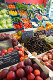 Colorful greengrocery Royalty Free Stock Images