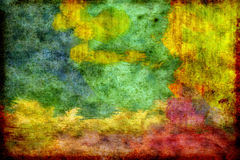 Colorful grunge background Stock Photo