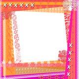 Colorful grunge background Stock Photo
