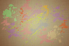 Colorful grunge background Royalty Free Stock Images