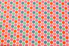 Colorful grunge background with circles royalty free stock photography