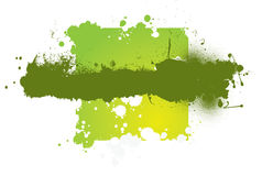Colorful grunge banner. With space for text Royalty Free Stock Images