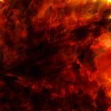 Colorful ,grunge stained, fiery dynamic background Stock Images