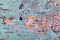 Colorful grunge texture stock image