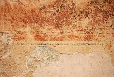 Colorful grunge textured wall background Stock Images