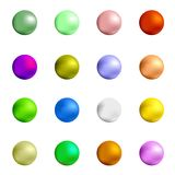 Colorful Gumball Stock Photography