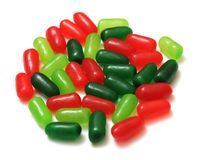 Colorful gummy candies Stock Photo