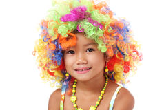 Colorful hairpiece Royalty Free Stock Photography