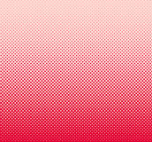 Colorful halftone background, abstract geometric shape. Modern stylish texture. Design for print, decoration Stock Photography