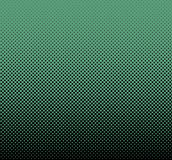 Colorful halftone background, abstract geometric shape. Modern stylish texture. Royalty Free Stock Images