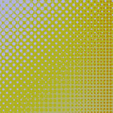 Colorful Halftone Patterns Stock Photography