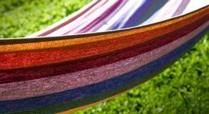 Free Colorful Hammock Royalty Free Stock Photo - 19589055