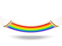 Colorful Hammock Royalty Free Stock Image