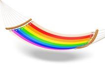 Colorful Hammock Royalty Free Stock Photos