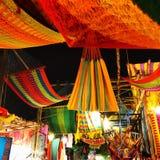 Colorful Hammock Stock Image